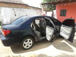 Vendo Corolla XEI automático 05/06 - 2006