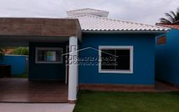 Linda casa na rua 44, Jardim Atlantico, 3 quartos, sendo 1 suite, área de churrasqueira