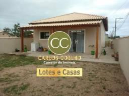 E C 319 Casa no Condomínio Gravatá II em Unamar - Tamoios - Cabo Frio/RJ
