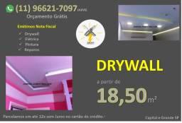 Drywall e gesso