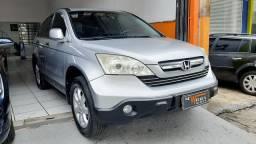 Honda CRV exl 2.0 aut completa com teto solar e bancos em couro