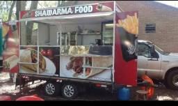 Food truck(treiler)