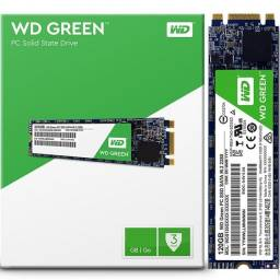 Hd SSD M.2 WD Greem 120Gb