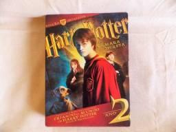 Dvd Box Harry Potter e a Câmara Secreta - Edição Definitiva