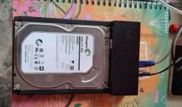 Hd 1tb novo 3.5 HDD