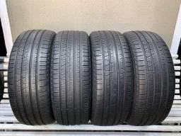 Jogo de Pneus 225/55/18 Pirelli Scorpion Verde All Season - Pneus 225 55 18 R$1.400,00