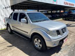 Frontier 4x4 2.5 Turbo Diesel manual 2013 Completa