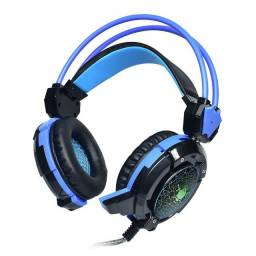 Fone Ouvido Gamer Headset Para Pc Xbox One Ps4 X30