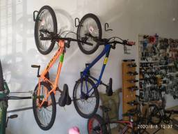 Bicicleta aro 29 freio a disco mecânico
