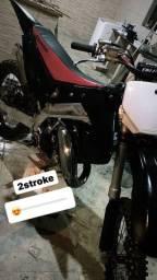 Cr 125 moto perdeu a compressão