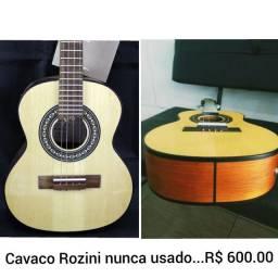 Vendo ou troco Cavaco Rozini  nunca usado!