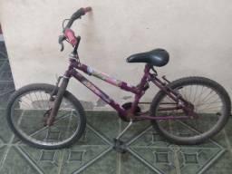 Vendo bicicleta 200