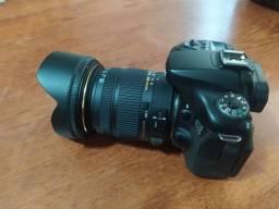 Canon 70D + Sigma 17x50 2.8