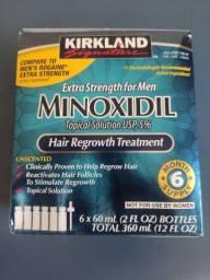 Minoxidil 5% kirkland (produto original)
