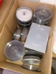 Mais de mil CDs