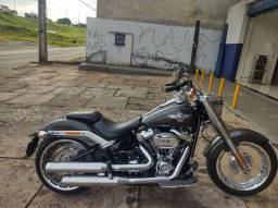 Harley Davidson Fat Boy motor 114