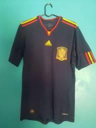 Camisa original adidas Espanha copa 2010