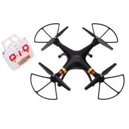 Drone syma x8c venture quadcoptero de controle remoto de 4 canais 2 baterias