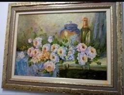 Quadro Floral Ost