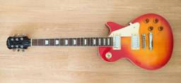 Guitarra Epiphone Les Paul Standard - Estado de Nova - Koreana