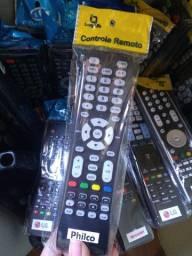 Controles para sua tv