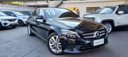 Título do anúncio: Mercedes C180 Avangard 2019 - Carro de garagem