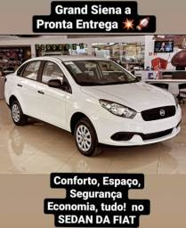 Título do anúncio: FIAT GRAND SIENA 1.0 ZERO KM