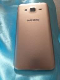 Samsung Galaxy J3 SM-J320M Dourado R$ 270,00 para sair rápido!