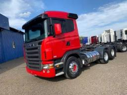 Título do anúncio: Scania 124 420
