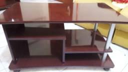 Mesa de centro nova em madeira maciça