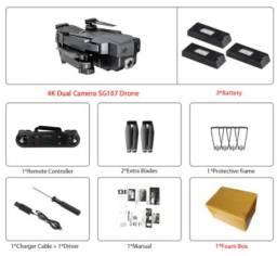 Título do anúncio: Drone SG 107 Dual câmera