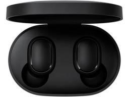 Fone de Ouvido Bluetooth Xiaomi Redmi Earbuds S - True Wireless com Microfone Preto