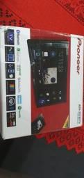 Multimidia pioneer avh z5280 tv digital