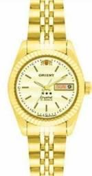 Título do anúncio: Relógio orient automático femininos 3 ESTRELAS COM NOTA FISCAL ORIGINAL.