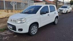 Fiat Uno Vivace  Ano 2013 Completo