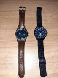2 Relógios Tommy Hilfiger Originais
