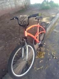 Bike praiana Alumínio. Jacaraipe. Parcelo no Picpay