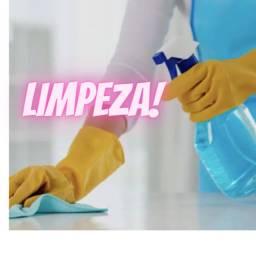 Faxina limpeza