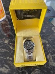 Relógio Invicta pro driver, aço inoxidável   ( mocelo:8932) 100% original