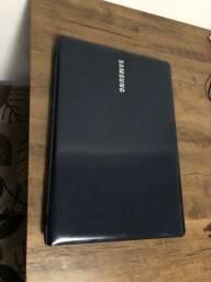 Notebook SAMSUNG usado leia a descrição