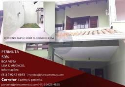 Sobrado triplex a venda, com terreno amplo a venda no Boa Vista, 3 quartos sendo 1 suíte.