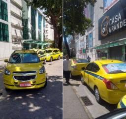 Título de Cooperativa de táxi.
