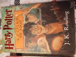 Box Harry Potter - Livros Usados