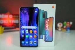 Xiaomi note 9 128gb 4ram. Novo. Garantia. Loja física