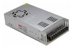 Fonte Chaveada 30A - 12 V - Ideal para CFTV - Com cooler