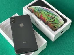iPhone XS MAX 64 GB Cinza Espacial