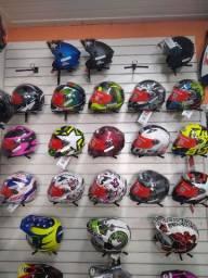 Vendo capacetes ls2 novos $599.