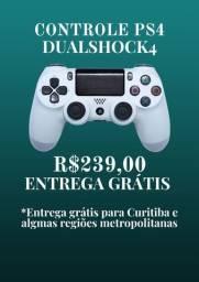 Controle PS4 Dualshock4 - 2° Geração - Entrega Grátis!!!