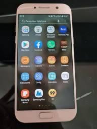 Samsung Galaxy A5 Cor Rosa
