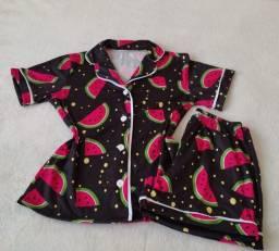 Título do anúncio: Pijama Americano novo